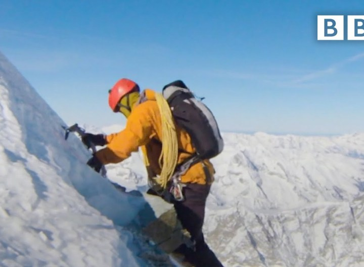 The story of Tom Ballard who disappeared on Nanga Parbat in 2019 | The Last Mountain - BBC