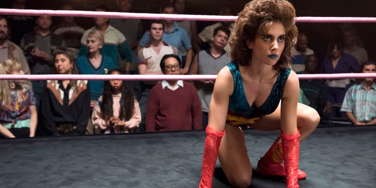 Netflix's Glow gets second seres