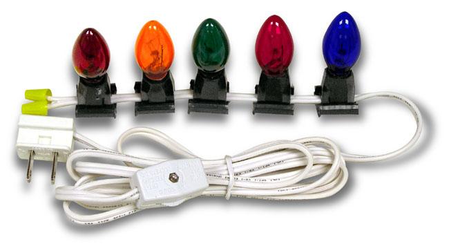 Blinker Bulb Christmas Light