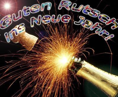 Wünsche Dir Einen Guten Rutsch Ins Neue Jahr