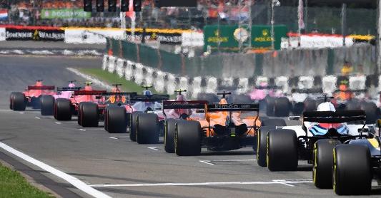 stagione formula 1 2018