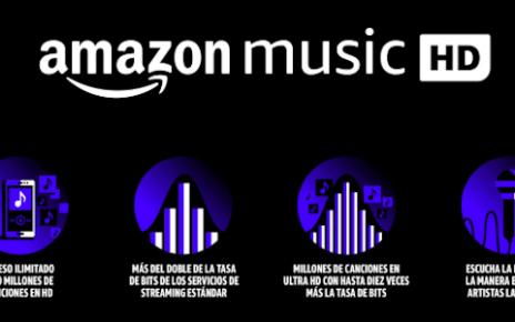 amazon music HD - streamingindiretta