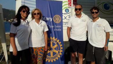 Photo of Coppito (AQ) Murata Gigotti: Il Rotary Club Gran Sasso dell'Aquila patrocina le giornate della prevenzione oculistica