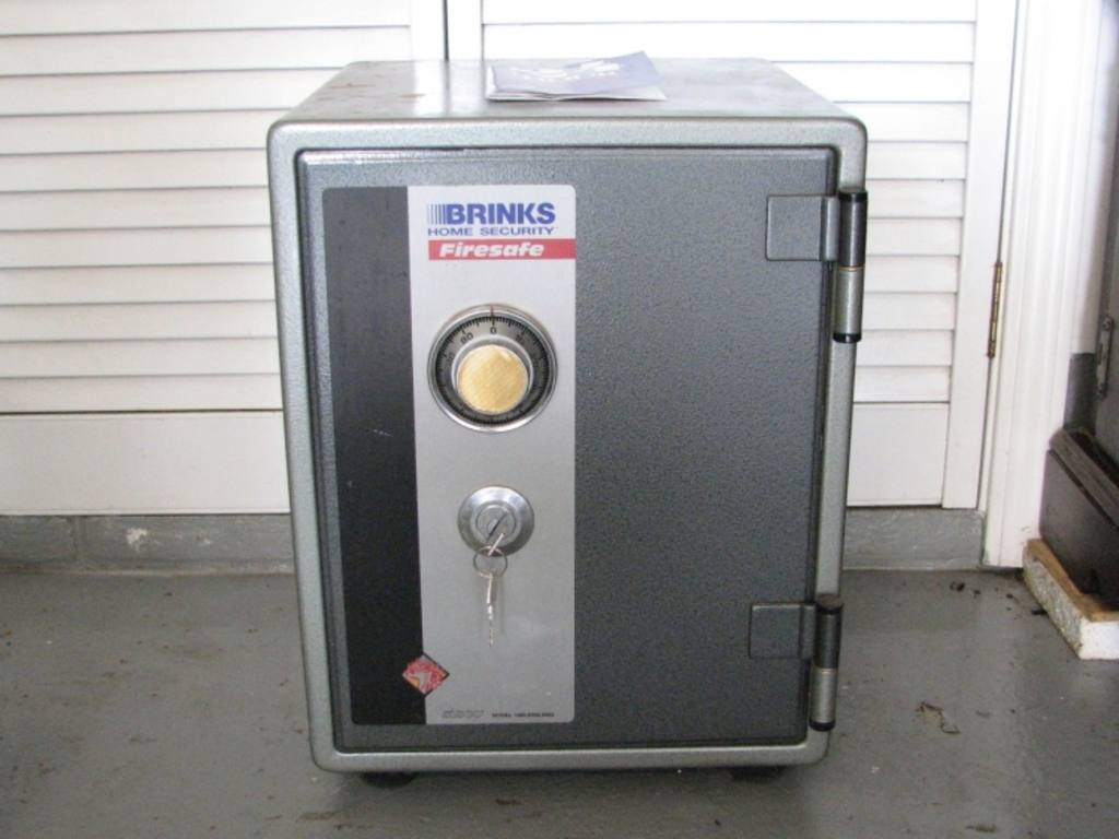 Brinks Home Security Equipment