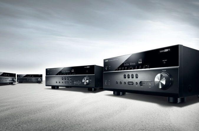 Nowe tunery Yamaha wspierają serwis Deezer.