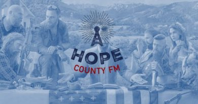Radio Hope County FM rozpoczyna nadawanie na Spotify.