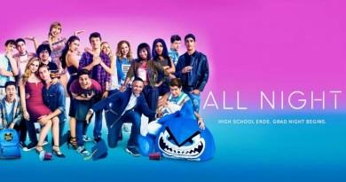 All Night – nowy młodzieżowy serial o szalonej, całonocnej imprezie maturalnej na HBO GO.