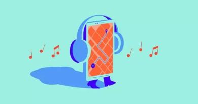 Mapy Google'a integrują się z serwisami muzycznymi