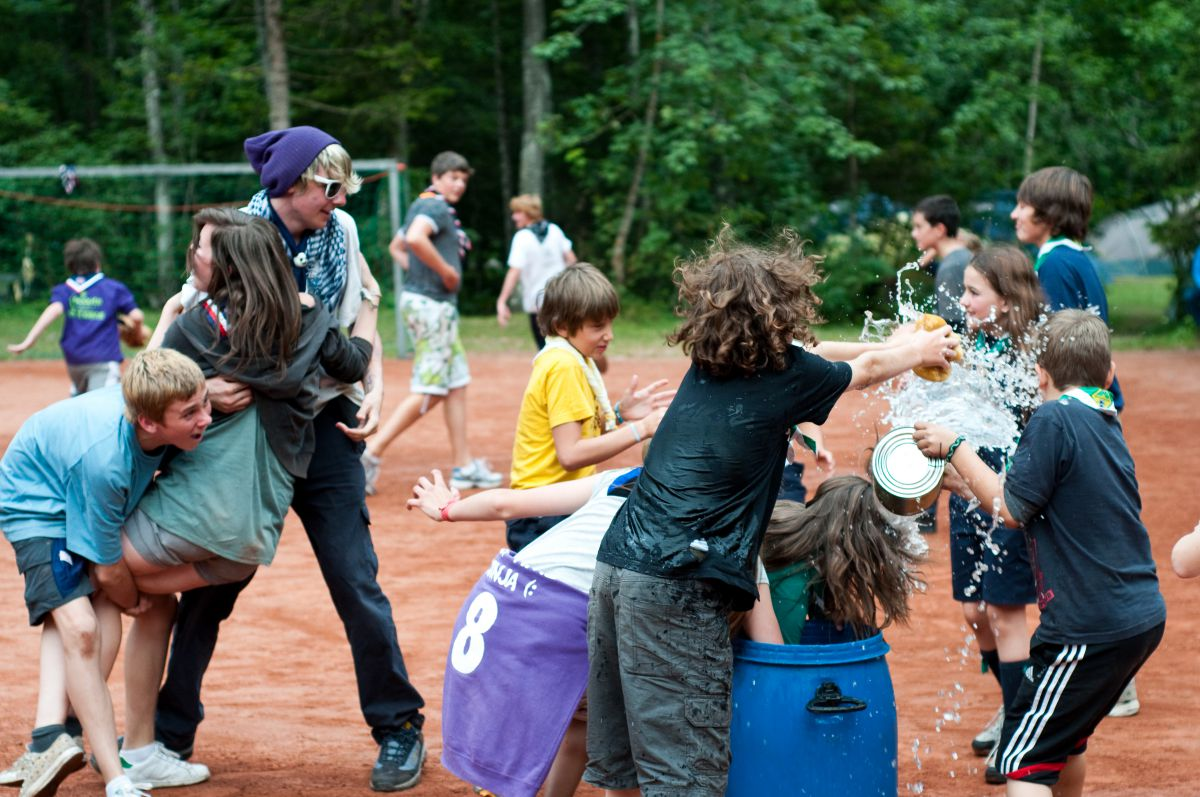 Ruim 4.500 internationale scouts naar Nederland voor Intercamp