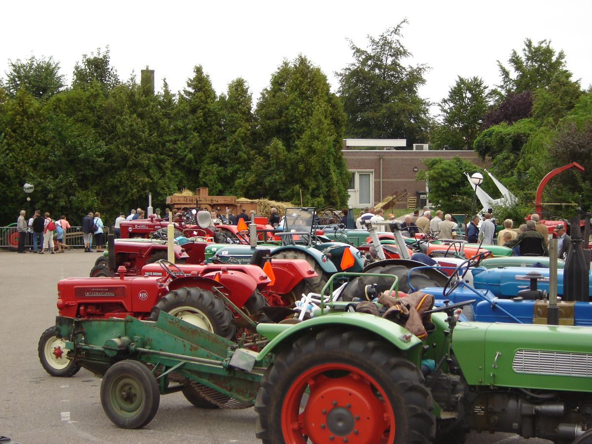 Oldtimer show Ruulo