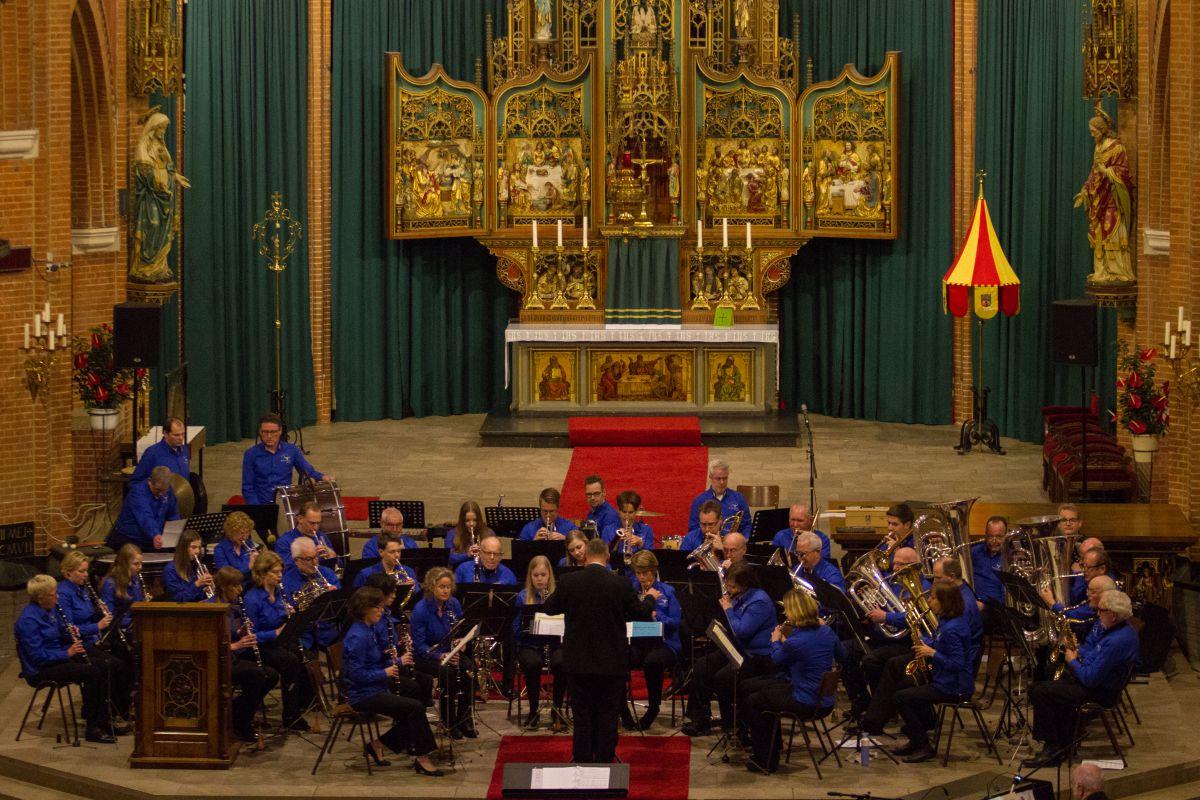Kerstconcert Muziekvereniging Groenlo