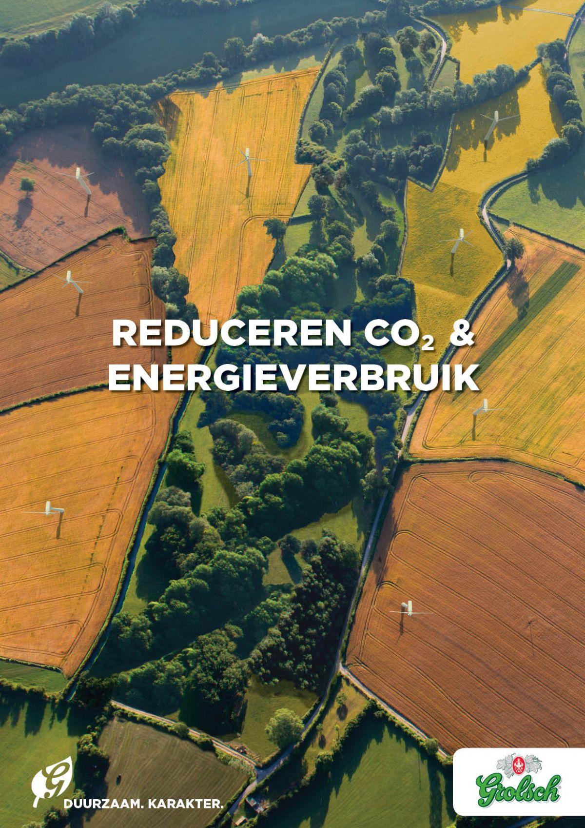 Bierbrouwer Grolsch halveert haar CO₂ emissies