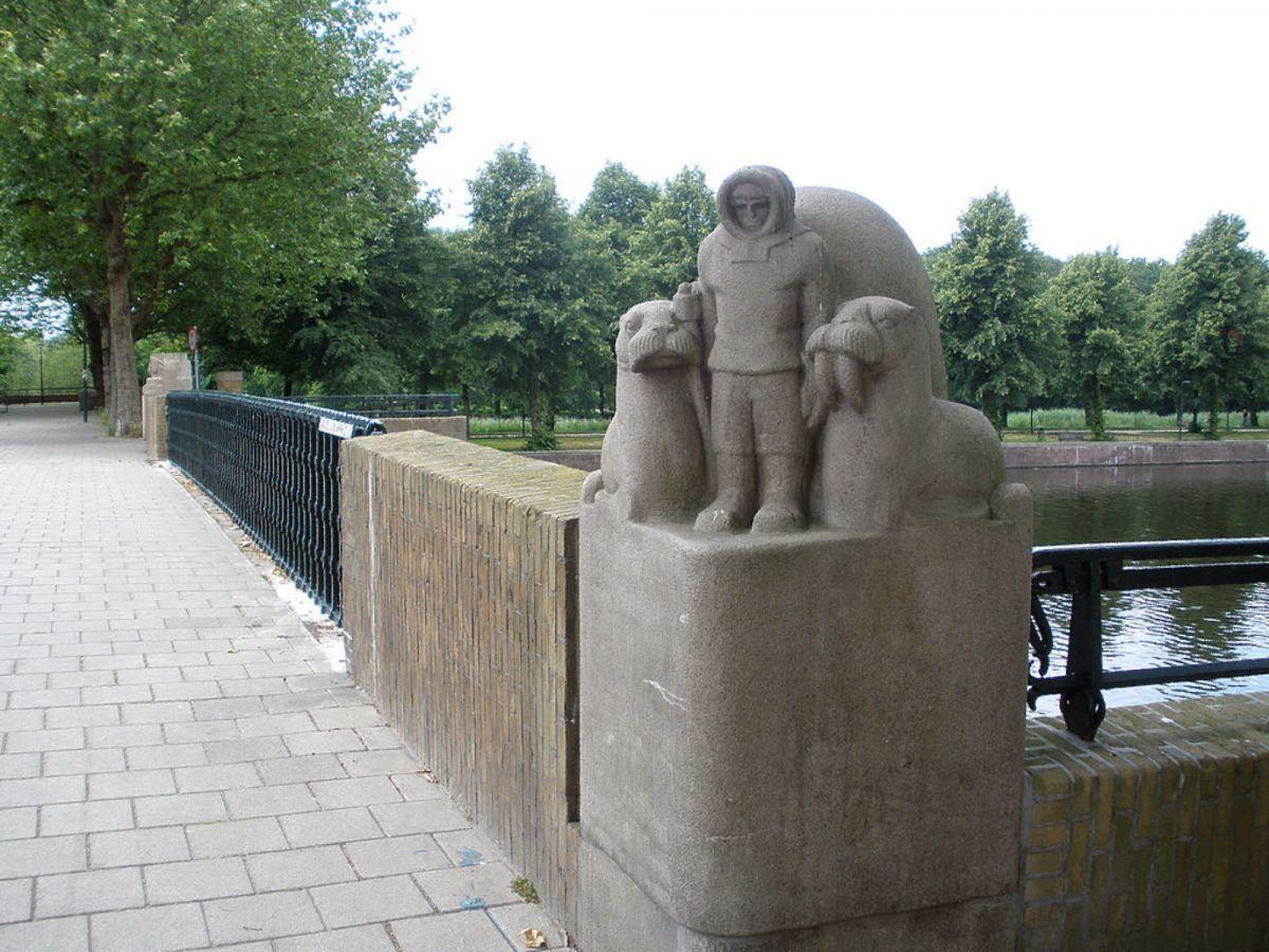 Kunstlezing over beeldhouwer Hildo Krop