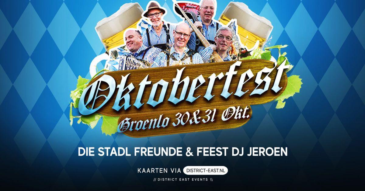 Oktoberfest in Groenlo