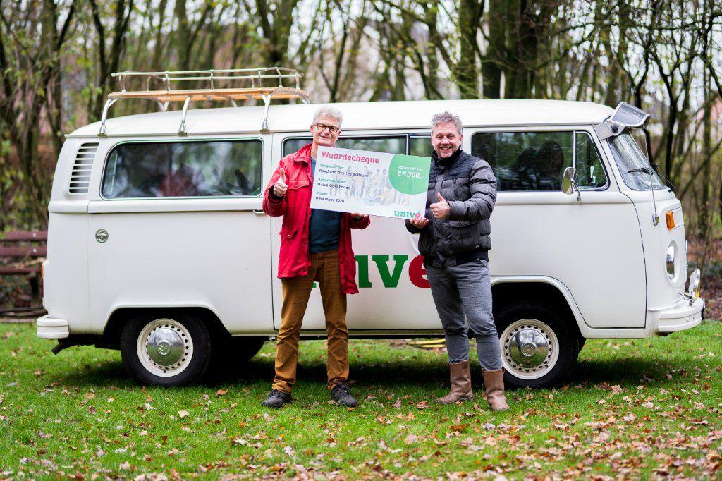 Univé Oost Fonds steunt lokale initiatieven Oost-Nederland