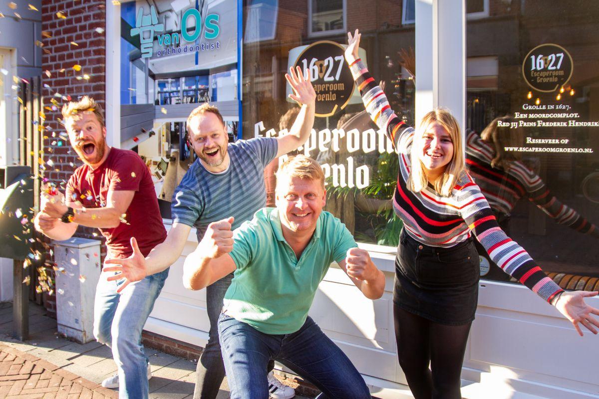 Publieksfavoriet Escaperoom Groenlo weer geopend