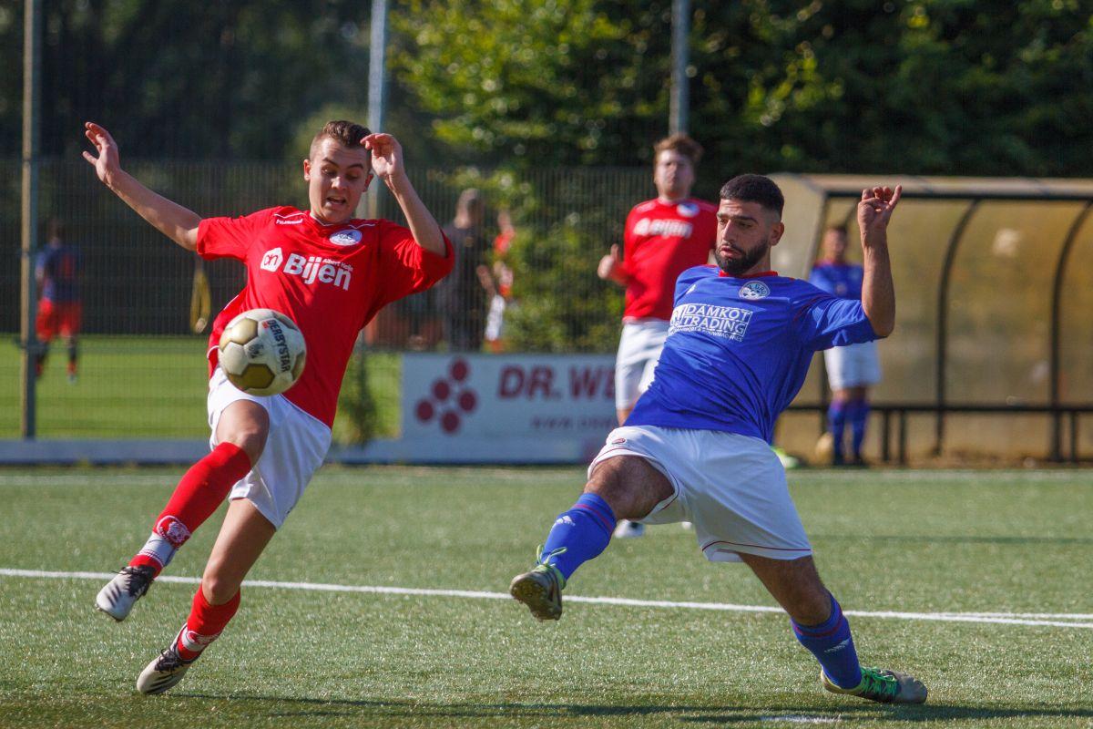 Grol Zat 4 start met gelijkspel 3-3 ( 0-2 )