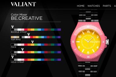 Valiant Watch