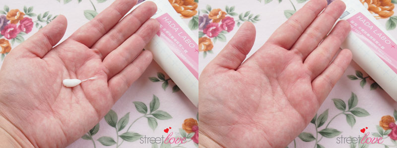 Hada Labo Hand Cream5