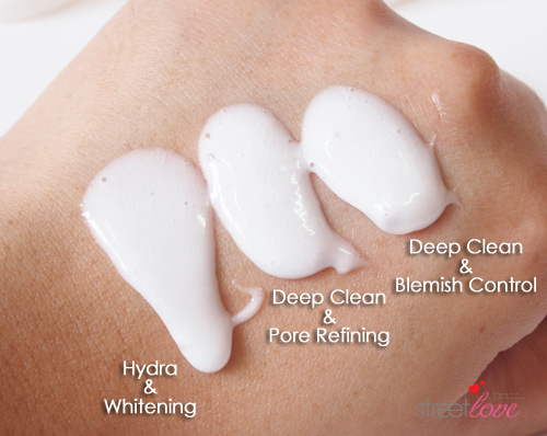 Hada Labo New Face Wash 2