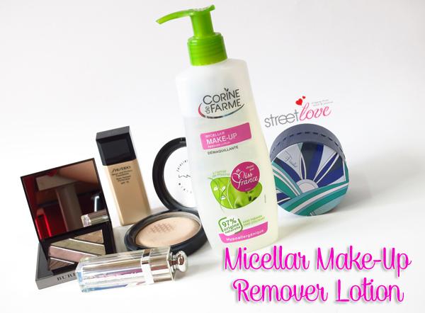 Corine de Farme Micellar Make-Up Remover Lotion 1