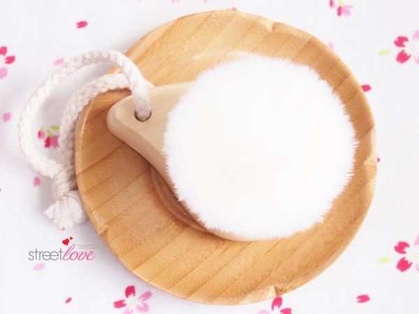 Yadah Deep Pore Cleansing Facial Brush Bristles