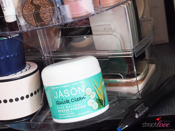 Jason Quick Clean Pure Natural Makeup Remover