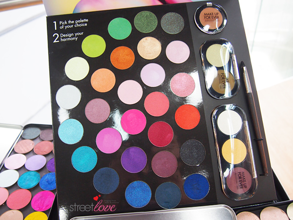 Make Up For Ever Artist Shadow 3