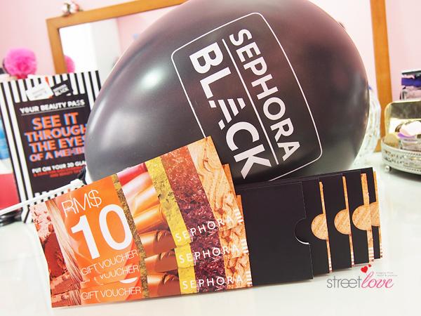 Sephora Black Card Launch 22