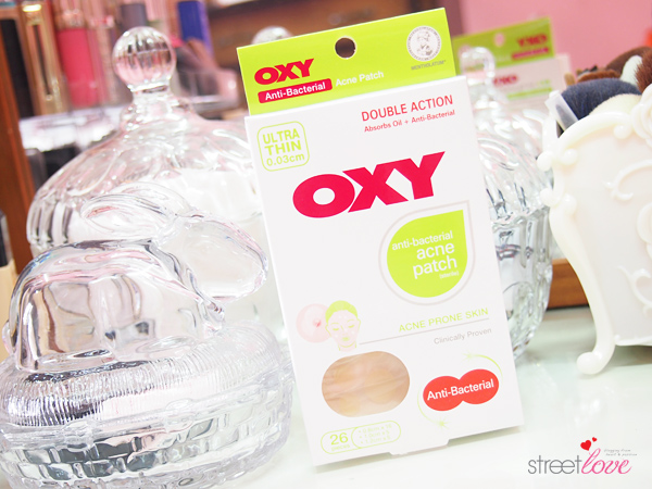 Oxy Anti-Bacterial Acne Patch