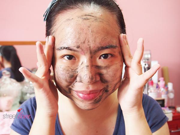 Black Silica Salt Facial Esthe How To Use