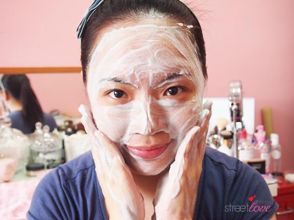 Black Silica Salt Facial Soap How To Use