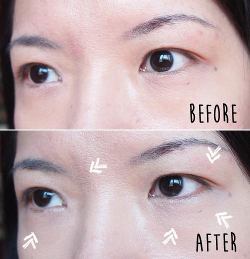 Estee Lauder Futurist Aqua Brilliance Compact Makeup for Undereye