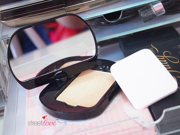 Bourjois Silk Edition Compact Powder 6