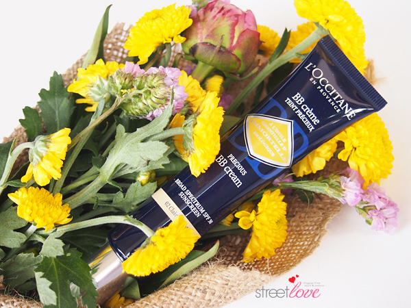 L'Occitane Immortelle Precious BB Cream SPF 30