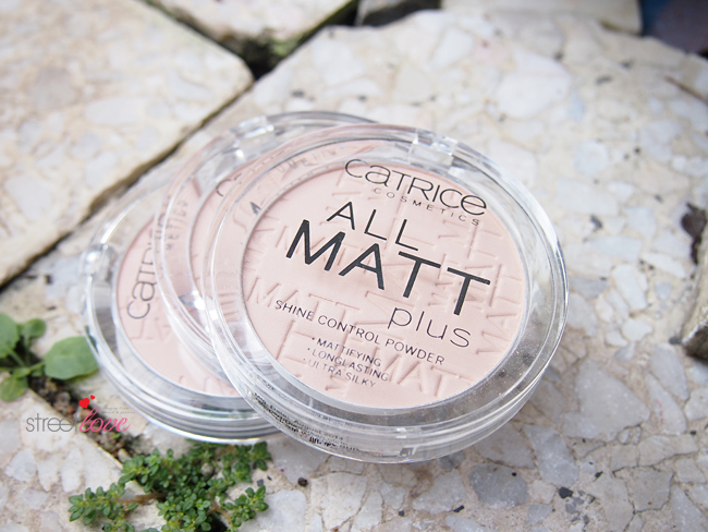 Catrice All Matt Plus Shine Control Powder 1