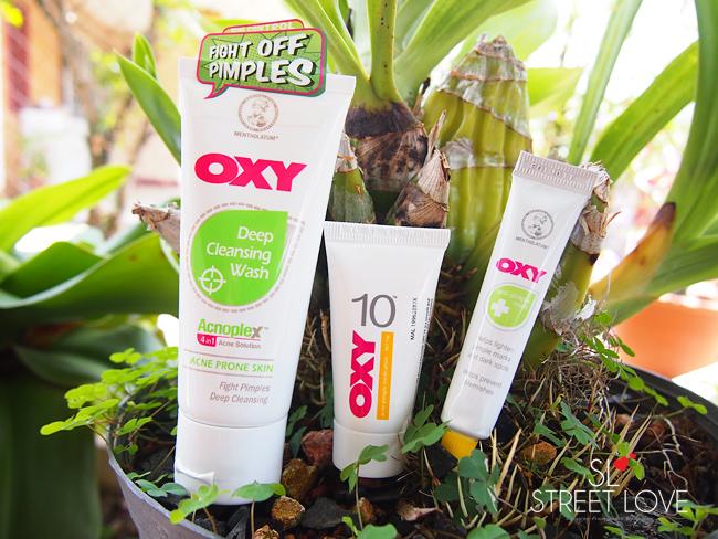 Oxy Deep Cleansing Wash, Oxy 10, Anti-Pimple Mark Gel