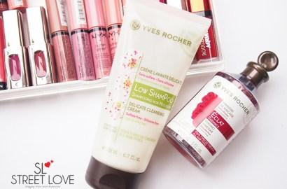 Yves Rocher Low Shampooo and Rinsing Vinegar