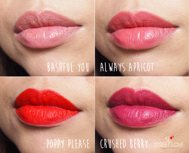 Mary Kay Gel Semi-Matte Lipstick Lip Swatch