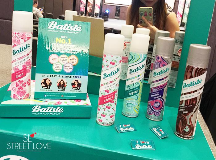 Batiste Dry Shampoo 1
