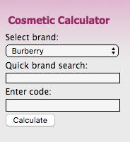 Check Cosmetics