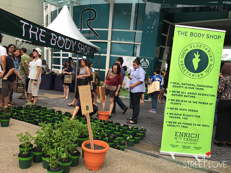 The Body Shop Earth Day 2017 1
