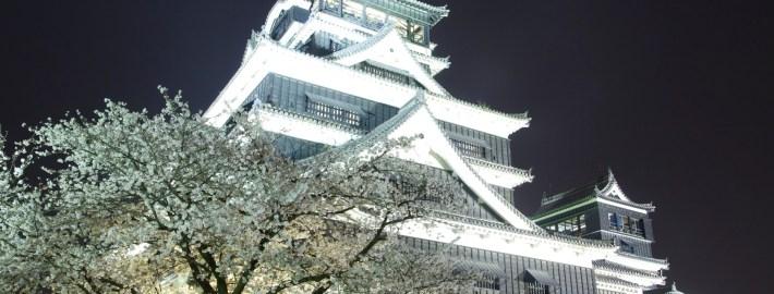 Kumamoto Castle(熊本城)