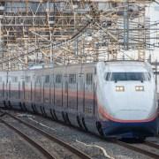 train photo of JR East Japan Shinkansen MAX E1