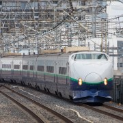 train photo of JR East Japan Shinkansen series 200
