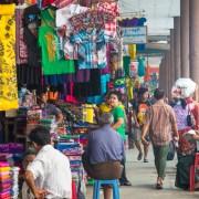 Theingyi Market(テインジーマーケット)