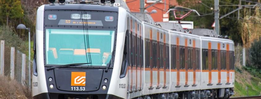 FGC Stock 112,Ferrocarrils de la Generalitat de Catalunya