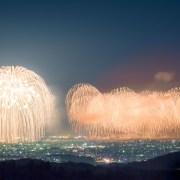 長岡花火大会/Nagaoka Fireworks Hanabi Festival