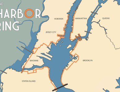 The Harbor Ring Project | New York + New Jersey