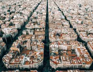 Tactical Urbanism on Barcelona's Superblocks